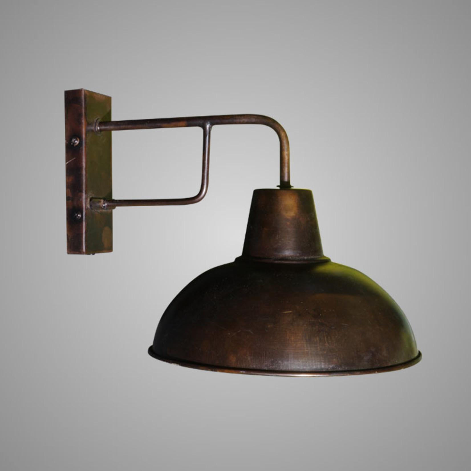 Brynxz Brynxz Lamp Wall Classico Antic Brown