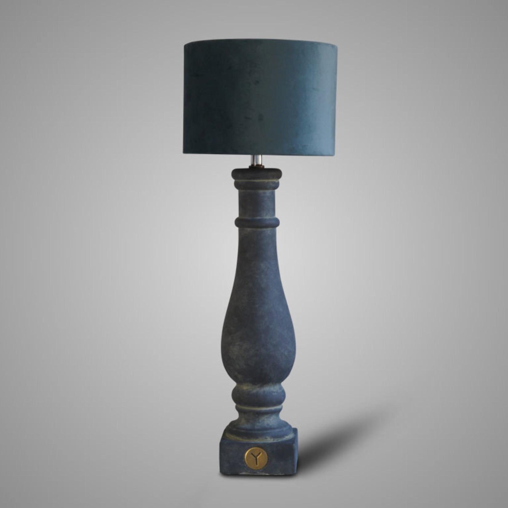Brynxz Brynxz Lamp Table Tall Majestic Vintage M