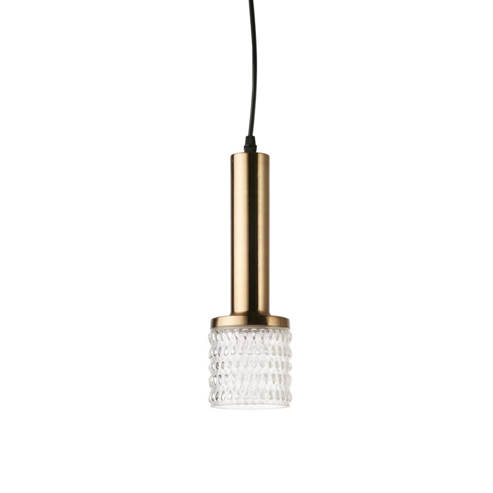 HK Living HK Living brass/glass Pendle Lamp