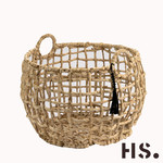 Home society Home Society Basket Pietro Naturel M