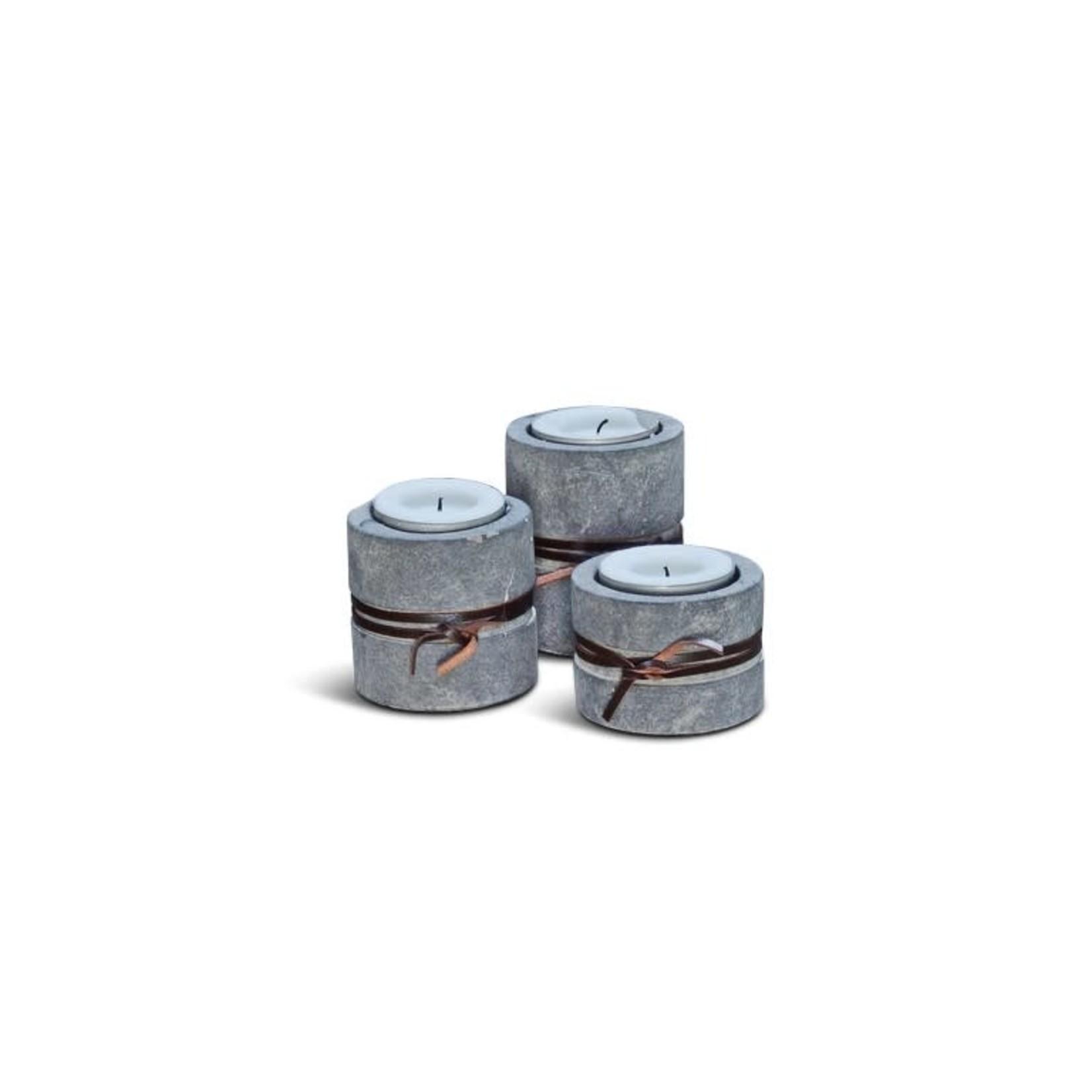 Brynxz Brynxz | Candleholder large (pst)