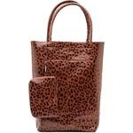 Zebra Trends Zebra | Bag Kartel spots camel