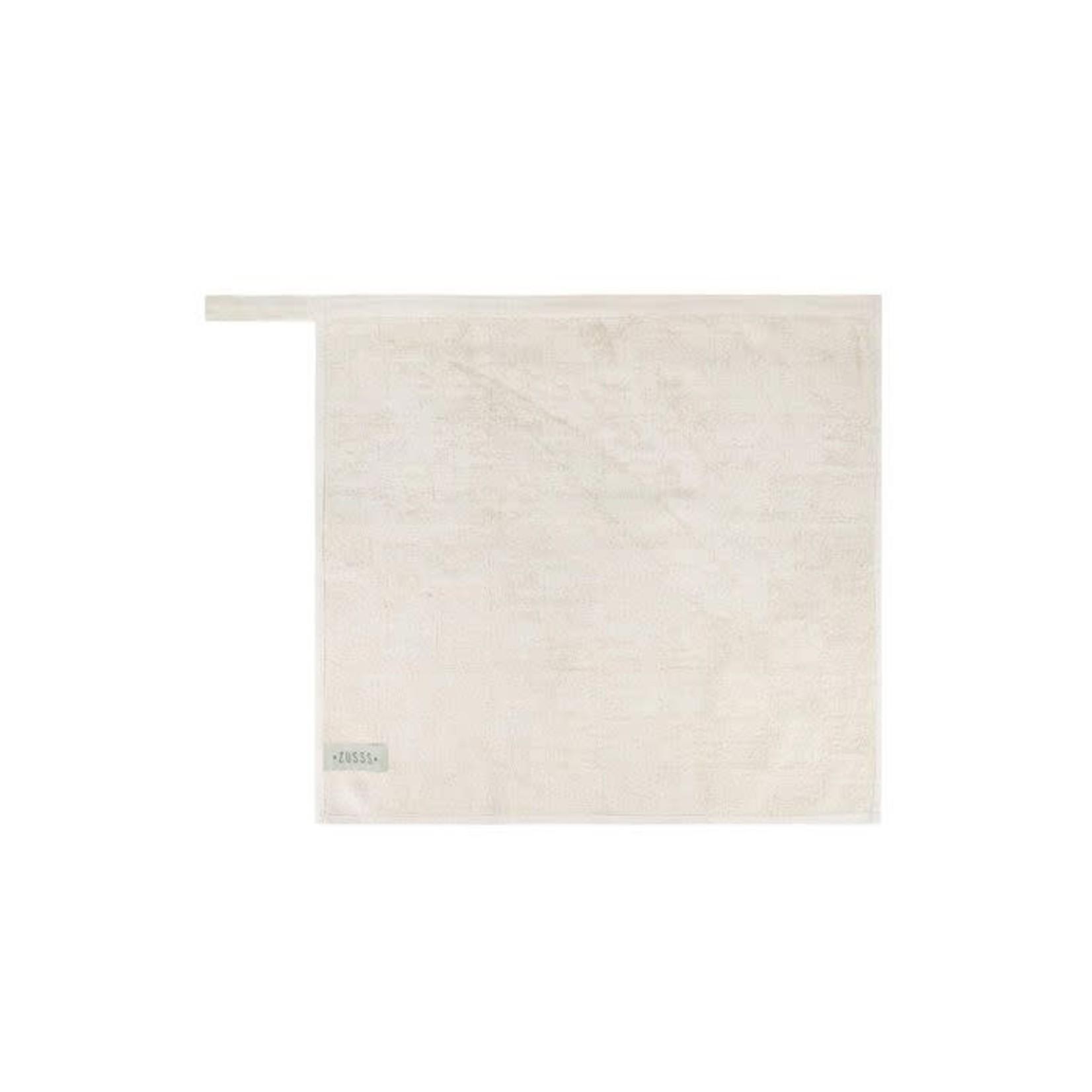 Zusss Zusss | Handdoek geblokt zand