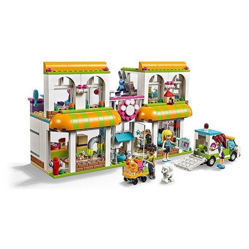 Lego Lego Friends 41345 Heartlake City Huisdierencentrum