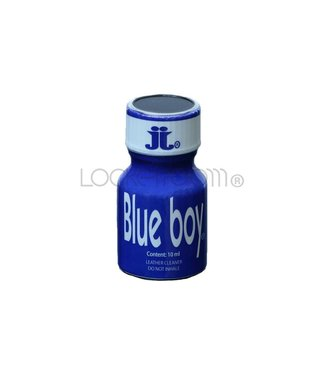 Lockerroom Poppers Blue Boy - 10ml