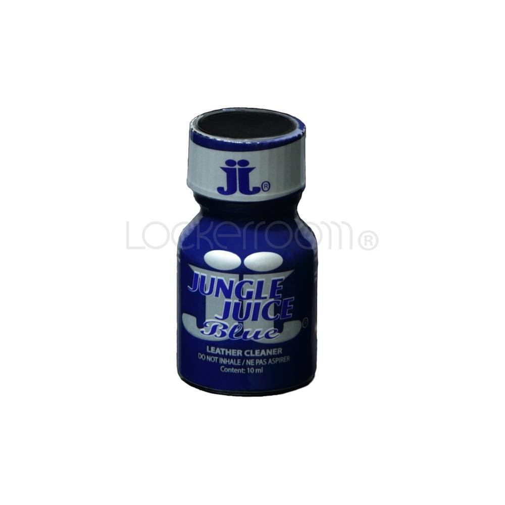 Poppers Jungle Juice Blue - 10ml