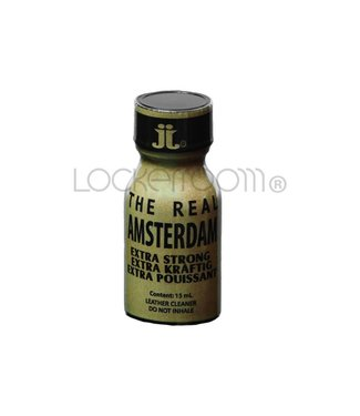 Lockerroom Poppers The Real Amsterdam - 10ml