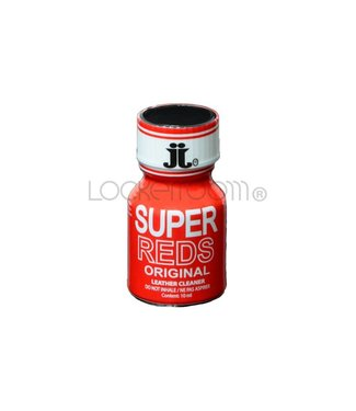 Lockerroom Poppers Super Reds - 10ml