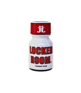 LOCKER ROOM POPPERS Poppers Locker Room - 10ml