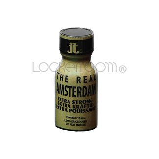 Lockerroom Poppers The Real Amsterdam - 15ml