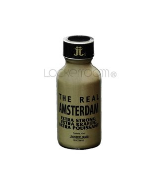 Lockerroom Poppers The Real Amsterdam - 30ml
