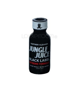 JUNGLE JUICE POPPERS Poppers Jungle Juice Black Label - 30ml