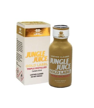 JUNGLE JUICE POPPERS Jungle Juice Gold Label 30ml