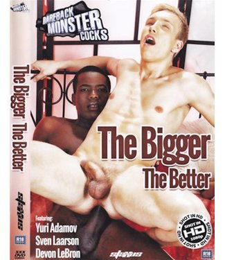 The Bigger The Better (DVD)