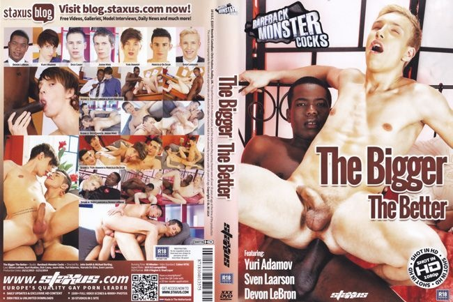 The Bigger The Better (DVD)