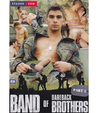 Band Of Bareback Brothers 2 (DVD)