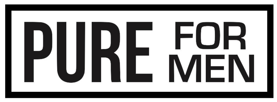 pure for men logo