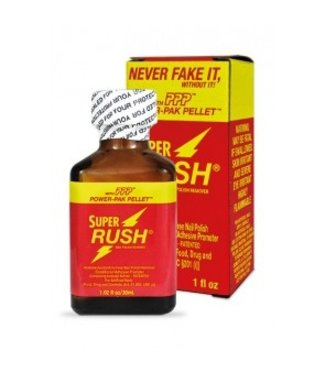 Poppers Super Rush Red Boxed - 30ml