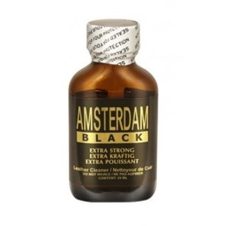 Poppers Amsterdam Black - 24ml