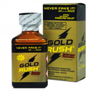 PWD Poppers Gold Rush Extreme Formula - 30ml