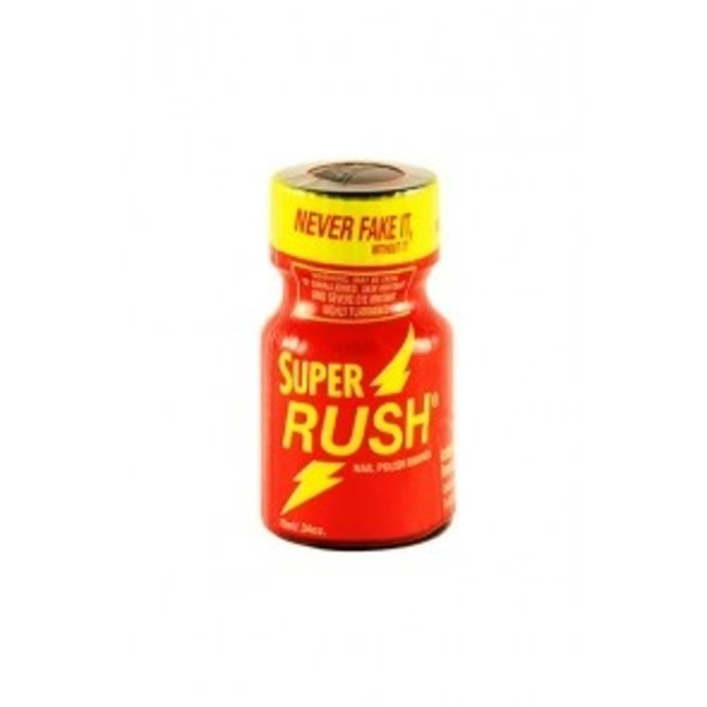 Poppers Super Rush Red – 9ml