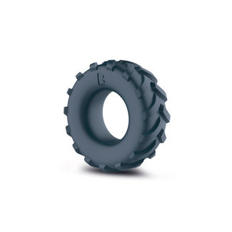 Boners Tire Cock Ring - Grey