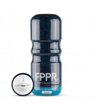 FPPR. FPPR. Masturbateur buccal - Blanc