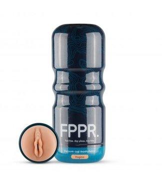 FPPR. FPPR. Vagina Masturbator - Mokka