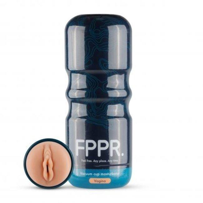 FPPR. Masturbator vaginal - Mocha