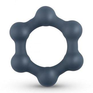 Boners Aro para Pene Hexagonal con