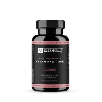 Clean for Women Clean and Pure for Women | 60 capsules