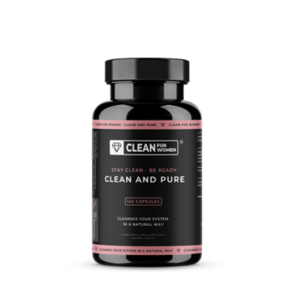 Clean for Women Clean and Pure for Women | 120 capsules