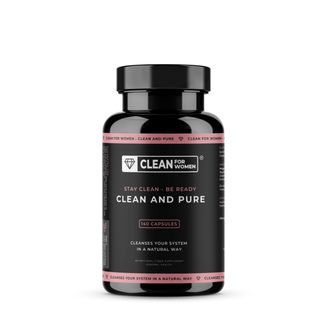 Clean and Pure for Women | 120 capsules