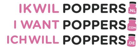 Beste poppers van Nederland!