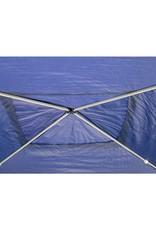 Garden Royal Garden Royal Partytent 3x3m Easy Up blauw met 2 zijwanden