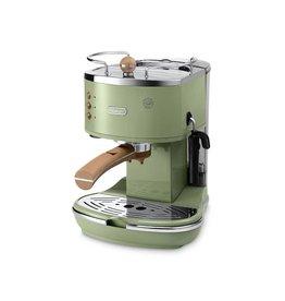 DeLonghi DeLonghi Icona Vintage Espresso apparaat groen