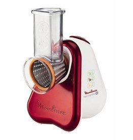 Moulinex Moulinex DJ756G Snijmachine Rood