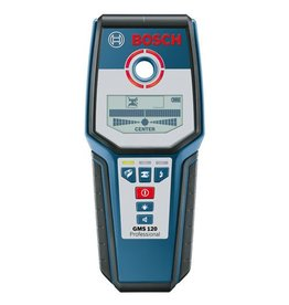 Bosch Bosch GMS 120 Professional Metaaldetector