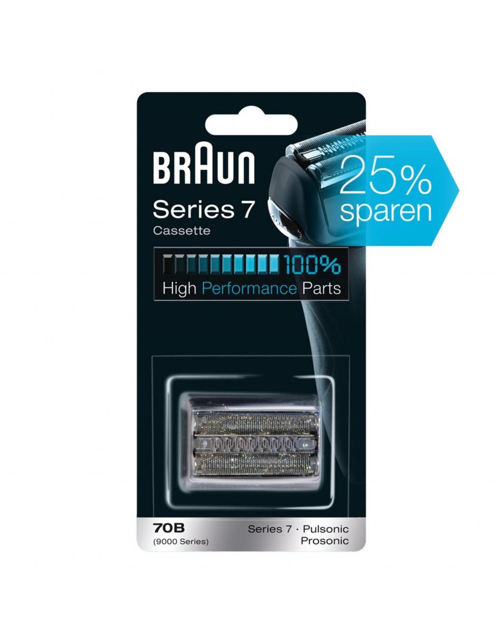 Braun Braun combipack 70B scheerkop