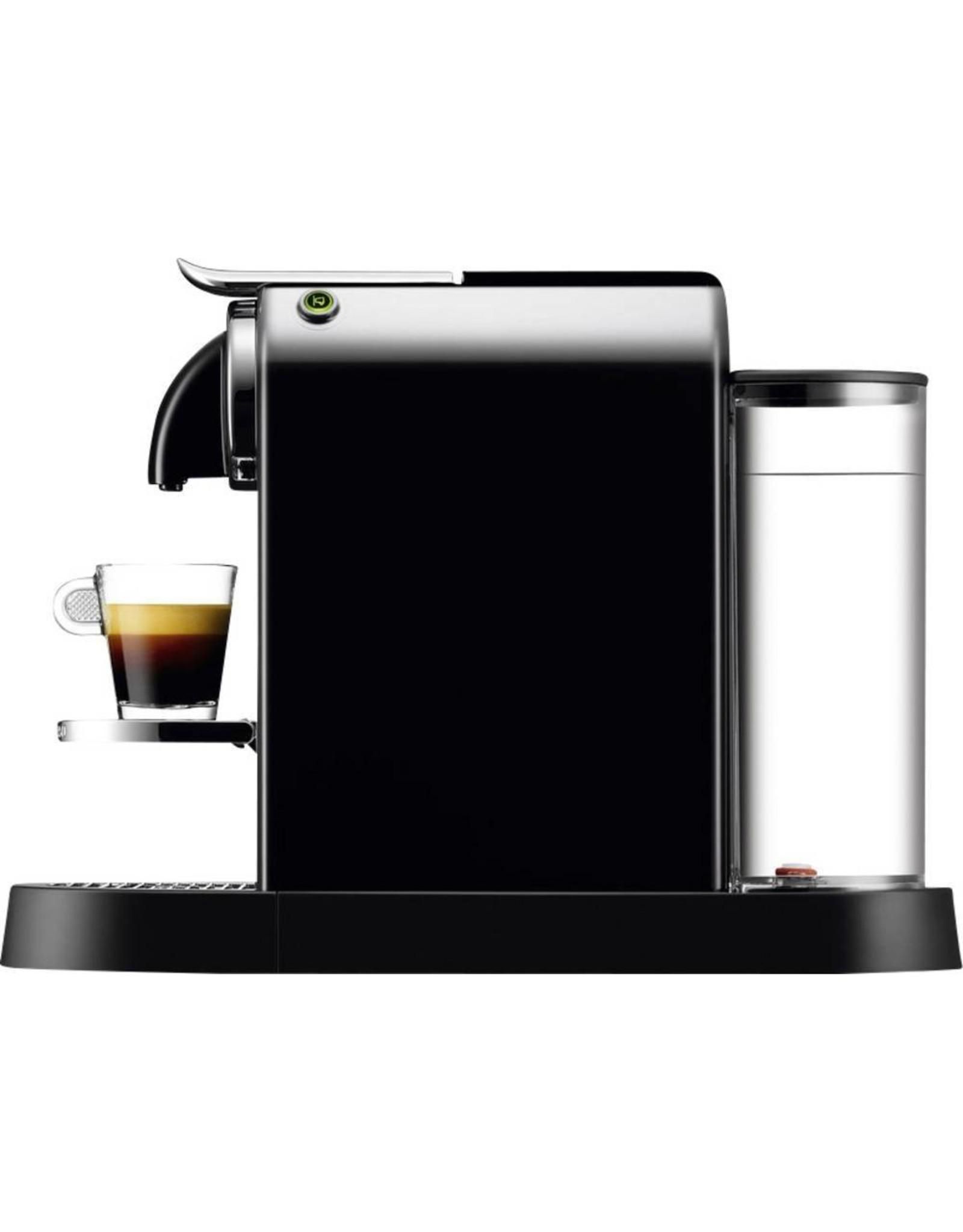 DeLonghi DeLonghi Nespresso EN 167.B Citiz Espressomachine Zwart