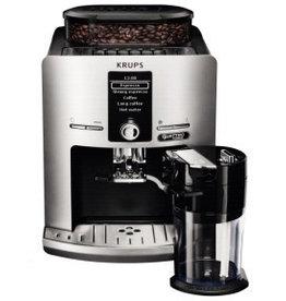 Krups Krups EA82FE Espresso machine Zilver