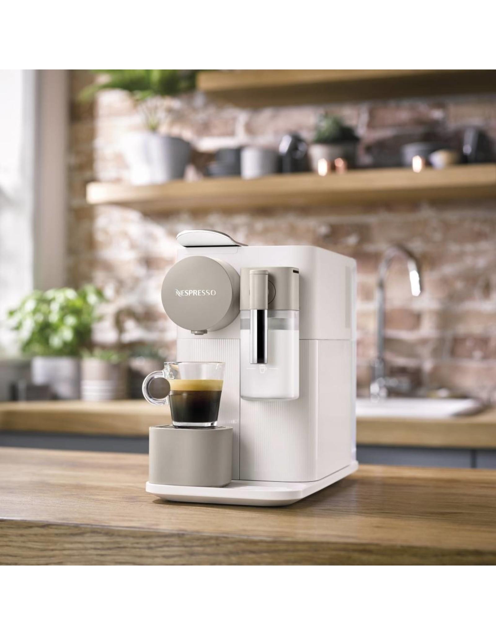 DeLonghi DeLonghi Lattissima One Espressomachine Silky White