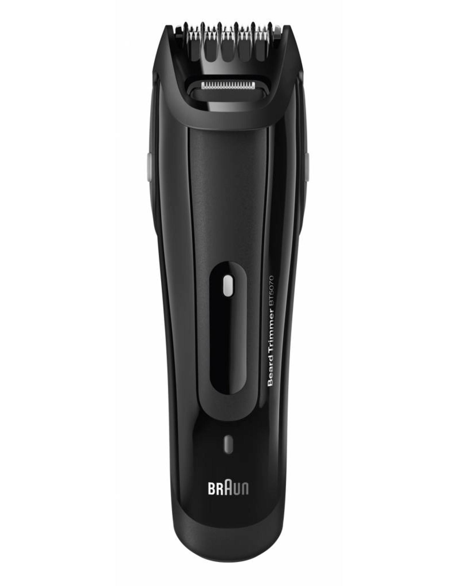 Braun Braun BT5070 Zwart baardtrimmer