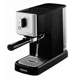 Krups Krups Espressomachine Calvi zwart RVS XP3440