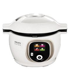 Krups Krups CZ 7101 6l 1200W Grijs, Wit multi cooker