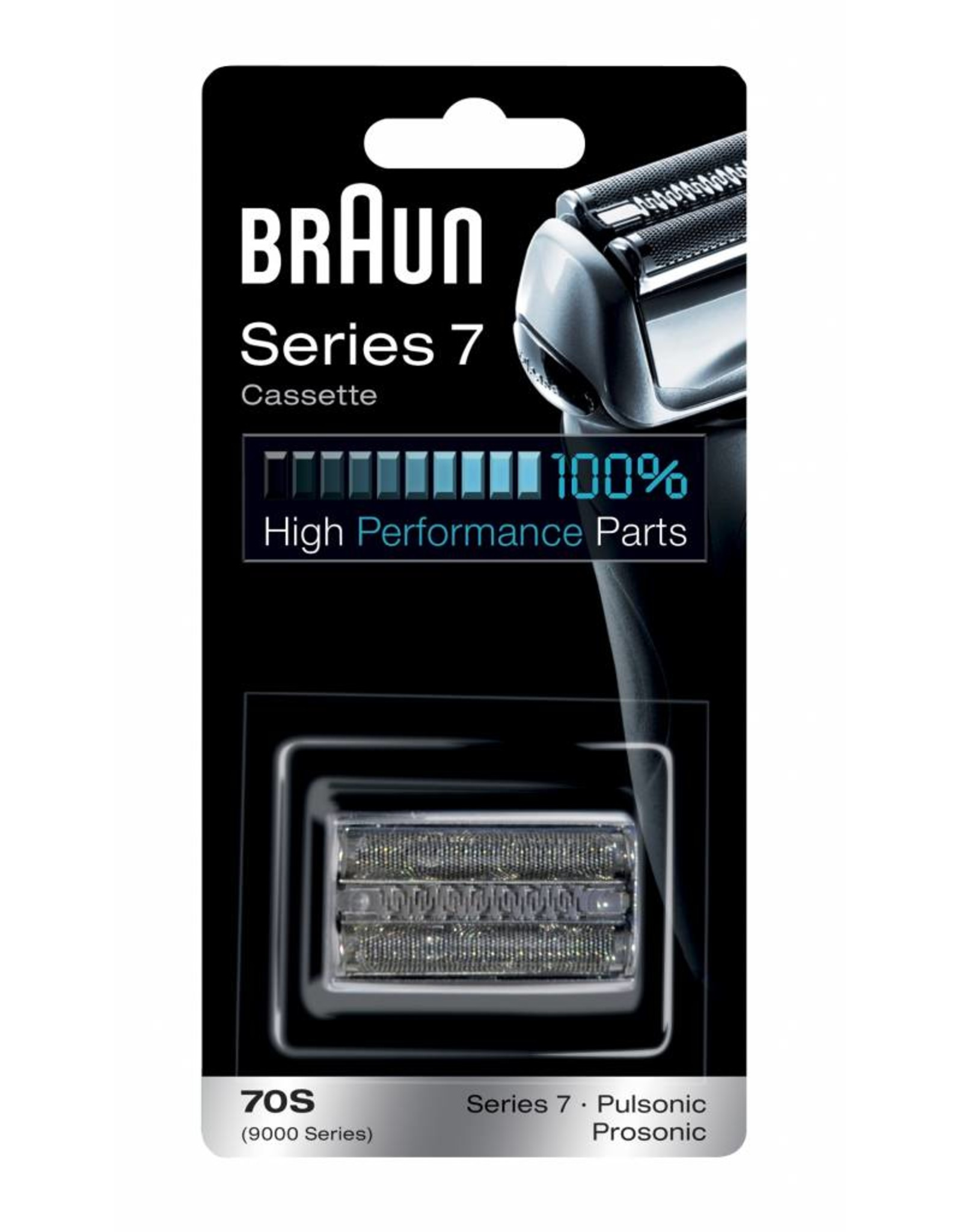 Braun Braun combipack 70s scheerkop