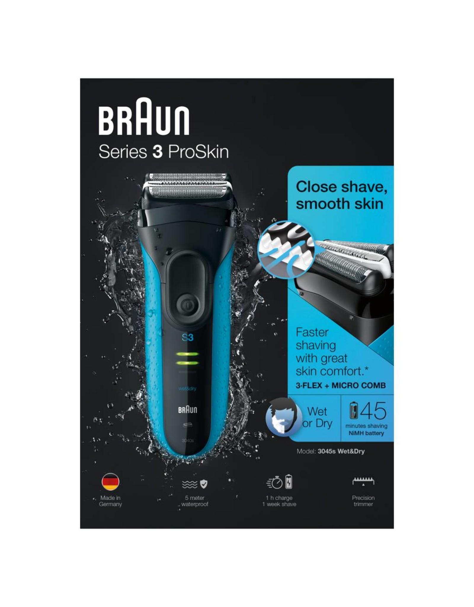 Braun Braun 3045S Scheerapparaat