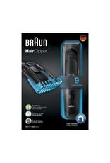 Braun Braun HC5010 Oplaadbaar Zwart