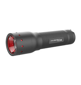 Led Lenser P7R Zaklamp LED Zwart
