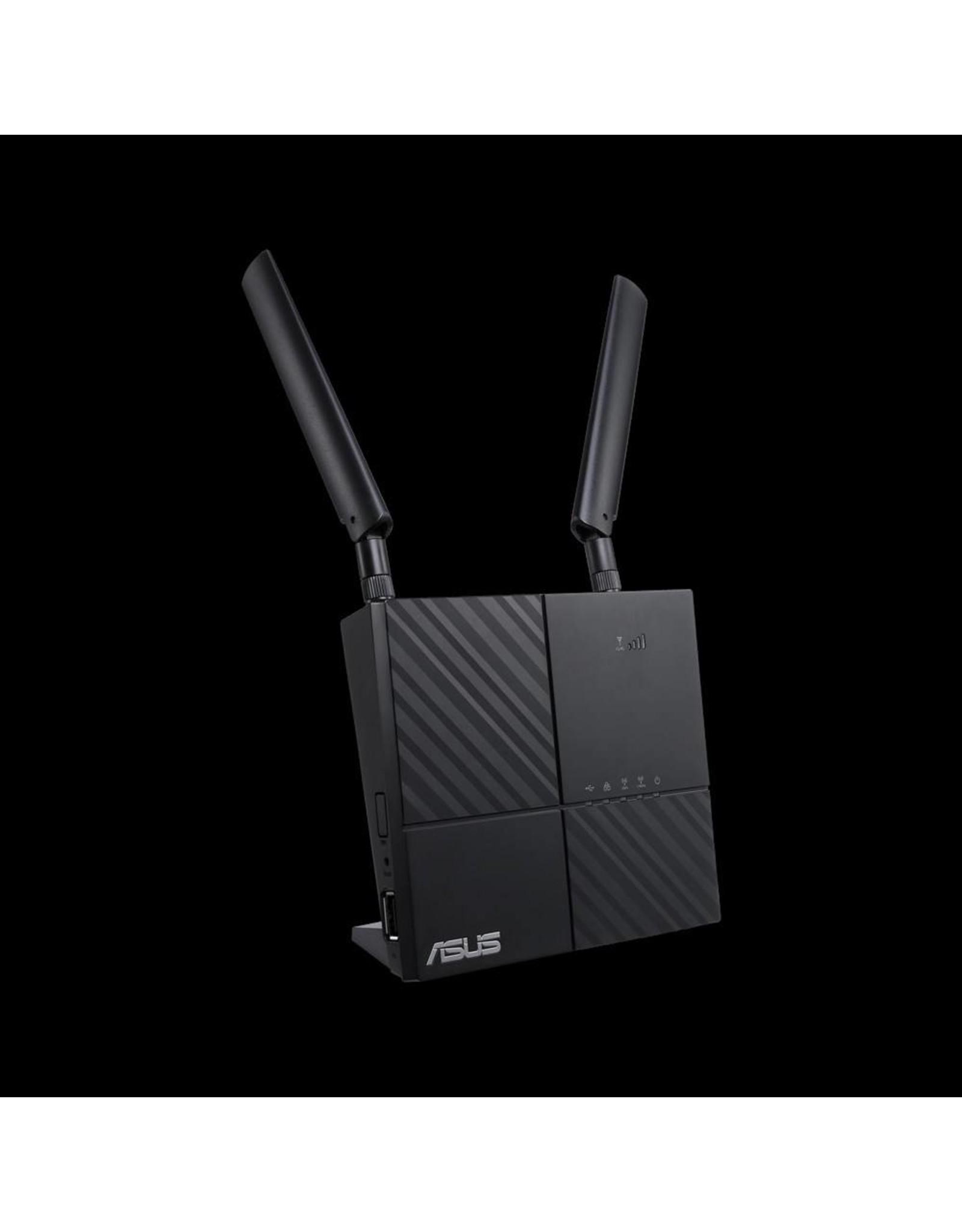 ASUS ASUS 4G-AC53U Dual-band Gigabit Ethernet 3G 4G draadloze router